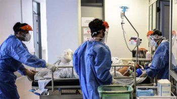 covid: argentina sumo 301 victimas y 10 mil casos