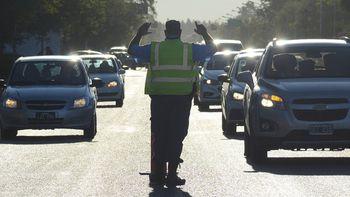 Finde XXL: así será el operativo de tránsito en las rutas de la provincia