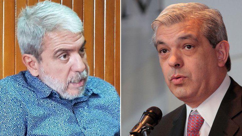 Aníbal y Julián, la disputa que llega al nuevo Gabinete de Alberto
