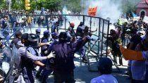 formosa: protestas y enfrentamientos por el regreso a la fase 1