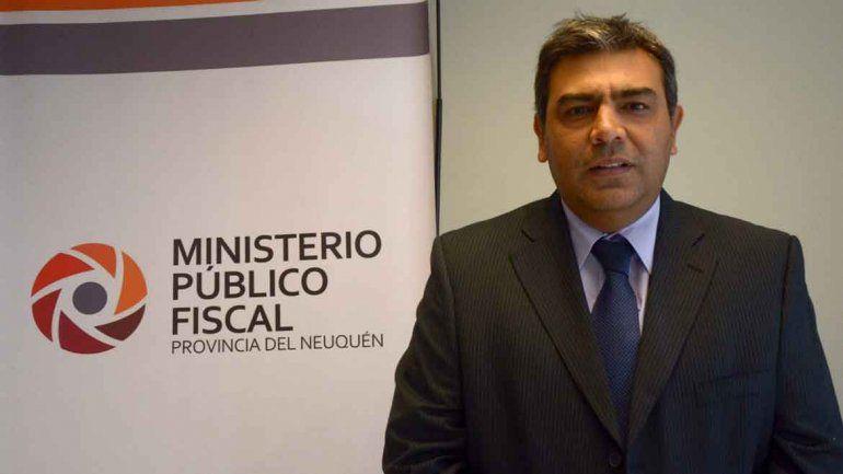 El fiscal Marcelo Jofré impulsó la formulación de cargos contra el imputado por tenencia y difusión de pornografía infantil.