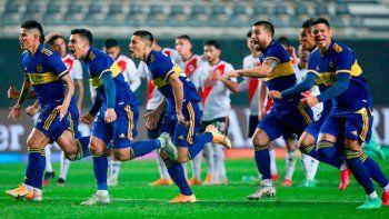 Boca eliminó a River en los penales