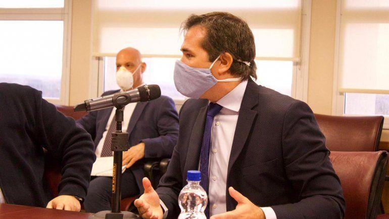 Legislatura: Gerez defiende su proyecto para modificar las preventivas