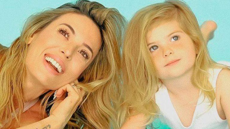 Jésica Cirio desbordada: Es mucho laburo tener un hijo, pensé que era más fácil
