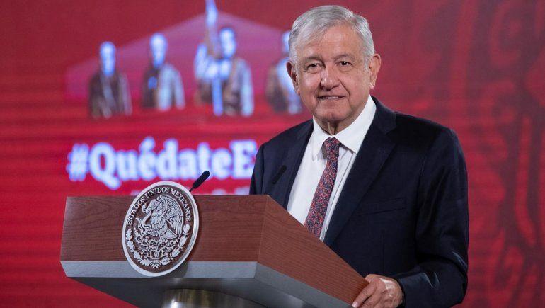 López Obrador agradeció a Alberto Fernández por el asesoramiento sobre la vacuna rusa