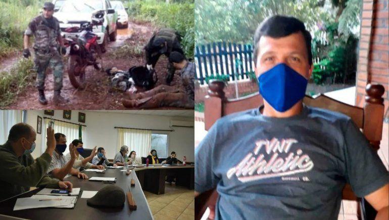Misiones: escándalo por el concejal que violó la cuarentena para hacer caza furtiva