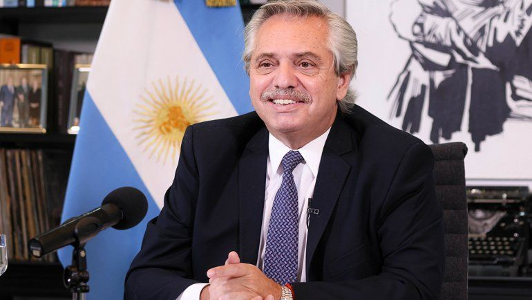 Alberto Fernández pidió un sistema de licencias que garantice la oferta global de vacunas