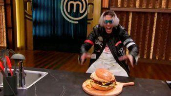 lussich exploto y dijo que la hamburguesa de alex es una truchada