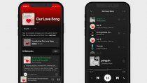 spotify presenta un nuevo formato que combina musica con comentarios