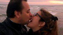 el dolor del novio de agustina: estaba peleando para ponerse bien
