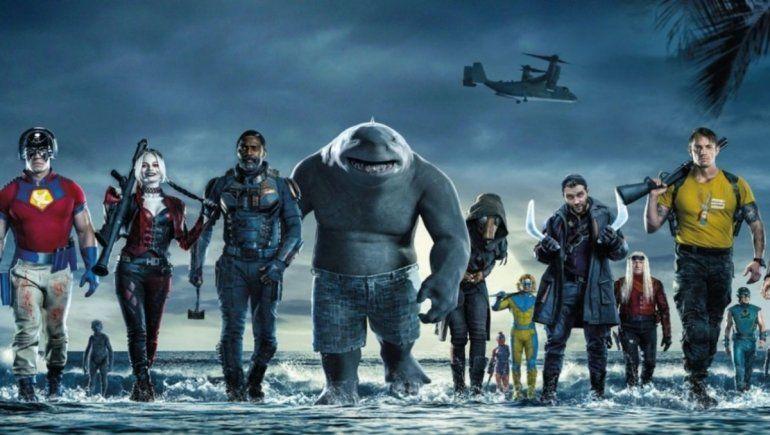 HBO Max: El Escuadrón Suicida es la película más vista de DC.