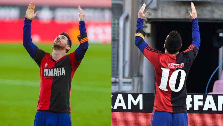 La marca nacional que tuvo publicidad soñada gratis por Messi y Diego ya le saca rédito