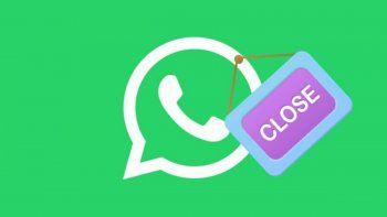 WhatsApp: cómo recuperar una cuenta suspendida.
