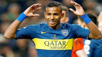Boca planea incorporar a Villa antes de la Libertadores