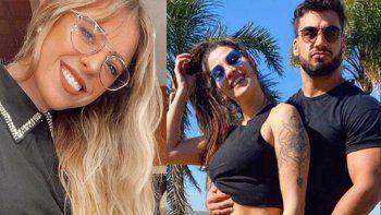 Nati Jota confesó mira los posteos que su ex, Bruno Siri