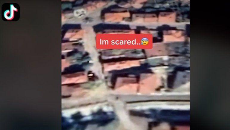 El hallazgo en Google Maps atemorizó a todos en TikTok