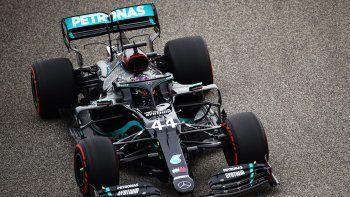 Lewis Hamilton alcanzó su pole position número 98 dentro de la Fórmula 1.