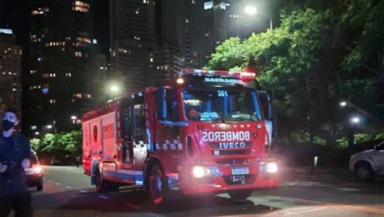 Conmoción: nena de 6 años cayó desde el quinto piso