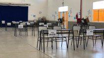 Durante el sábado se desarrolló el despliegue en las escuelas