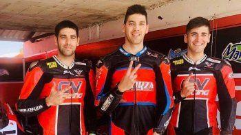 Los hermanos Solorza serán de la partida en el Superbike Argentino