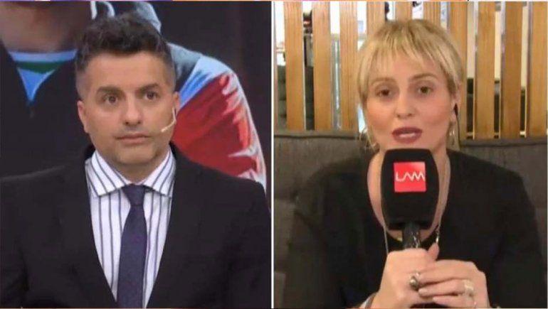 Romina Manguel se confesó en vivo ante Ángel De Brito