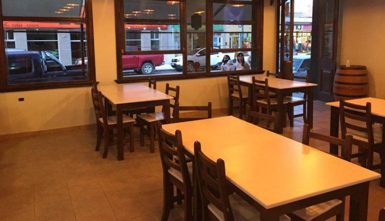 Los locales gastronómicos pueden abrir de domingos a miércoles de 8 a 23