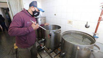 productores de el chanar se quedaron sin poder vender sus productos