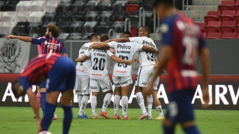San Lorenzo regresó eliminado y con 2 positivos desde Brasil