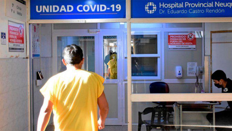 COVID: Neuquén reportó 132 casos y son 1.801 los activos