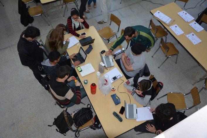 Se viene el torneo Programate para alumnos secundarios