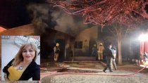 murio la mujer que sufrio quemaduras en la explosion del cgt