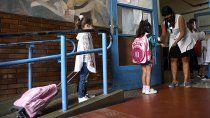 protocolo: ¿como es el cronograma de regreso a las aulas en neuquen?