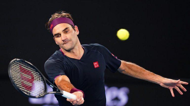 Roger Federer podría estar de vuelta a la acción en 2021