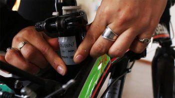 Aumenta la cantidad de verificaciones de bicicletas en Neuquén capital