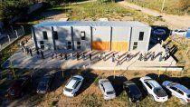 centenario: la lucha de los pioneros por tener su edificio en pleno covid