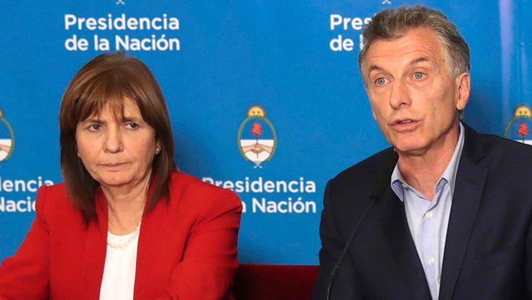 El Gobierno denunció a Macri y a Bullrich por envío de material represivo a Bolivia