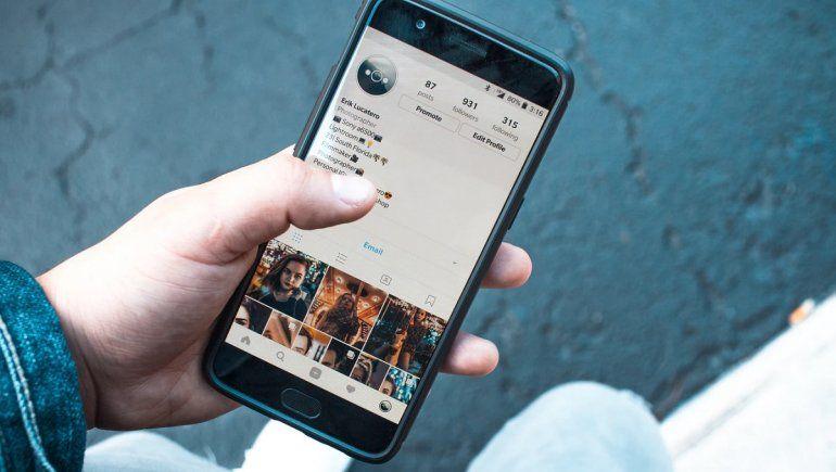 Aquellos perfiles de Instagram en los que cualquiera puede acceder a ver las fotografías y el contenido publicado, son las más perjudicadas.