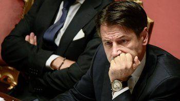 se agudiza la crisis en italia: renuncio el primer ministro conte