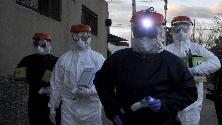 Nación reportó 7.629 nuevos casos y 149 muertes este jueves