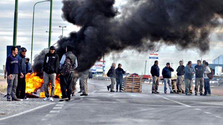 Ceramistas cortan hoy la Ruta 7 para que no les quiten el gas