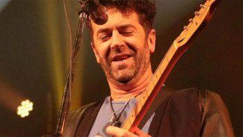 El rock, de luto: murió de forma súbita Palo Pandolfo