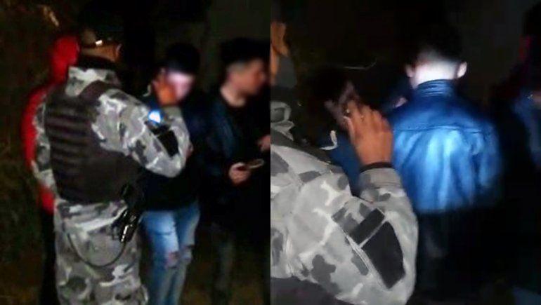 Desactivaron una fiesta clandestina con 27 jóvenes en Cipolletti
