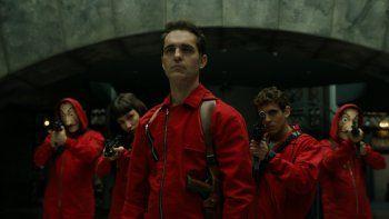 Actor de La Casa de Papel habló del final: Guerra épica