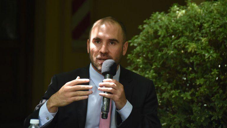 Martin Guzmán: Buscamos potenciar la producción energética