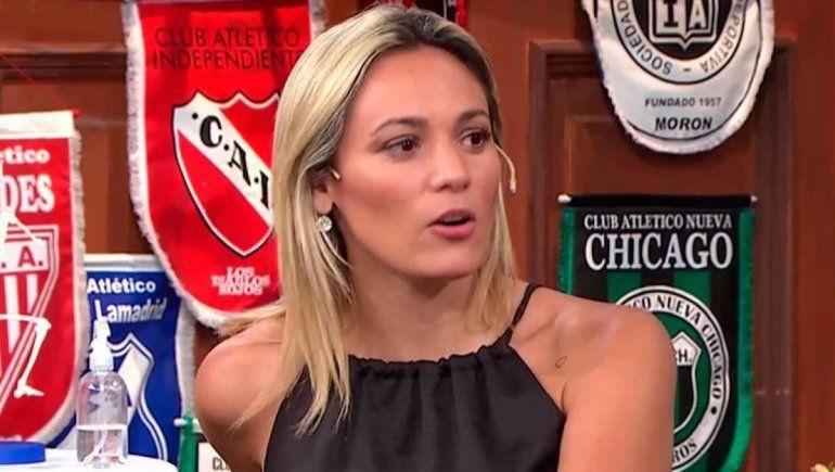 Si yo hablo, agárrense: la tremenda advertencia de Rocío Oliva al entorno de Maradona