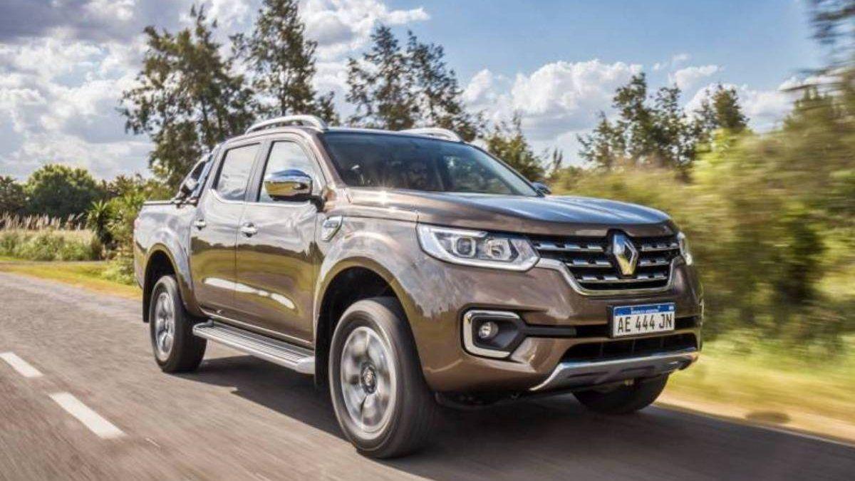 Renault mostró su nueva Pick-up para el mercardo argentino