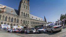 La nueva oleada de COVID-19 en Europa llevó a la cancelación del Rally de Ypres.