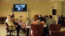 el debate sobre genero y femicidio se colo en la legislatura