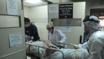 Hay 57 pacientes que esperan una cama COVID en Neuquén