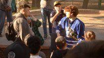 exito urbano: asi son las batallas de hip hop en cipolletti